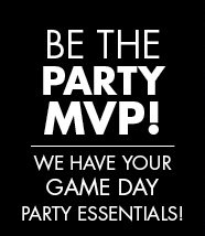 BE THE PARTY MVP