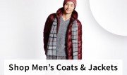Shop Men's Coats &amp Jackets