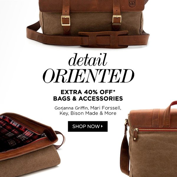Bags and Accessories Sale
