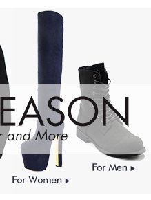 Boots and Shoes for Women and Men