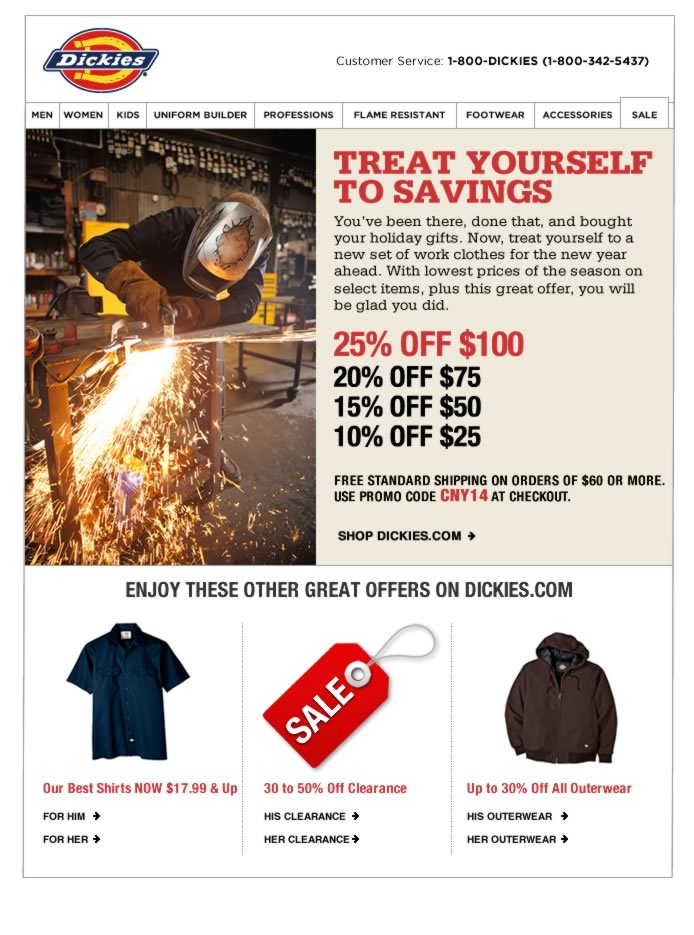 Save 25% - This offer won't last long.