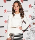 Jaime Chung Does Winter White Right