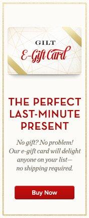 Gilt E-Gift Card