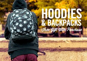 Shop Hoodies & Backpacks from $30