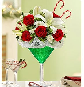 Martini Bouquet(tm) Peppermint Shop Now
