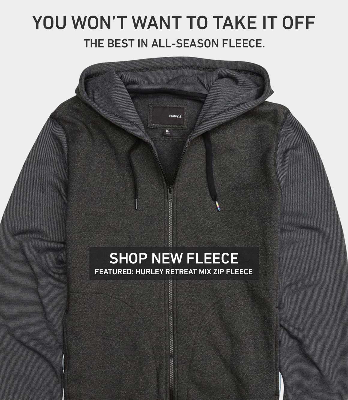 Best In: New Fleece