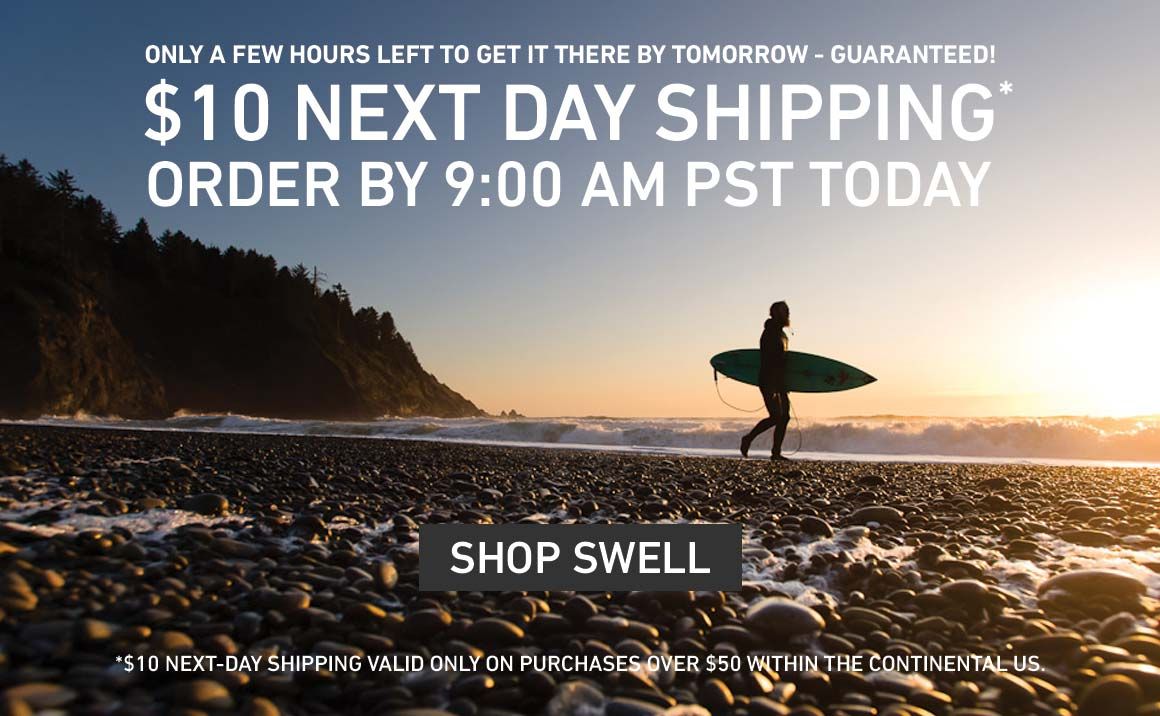 24 HOURS LEFT: $10 Next Day Shipping With Guaranteed 12/24 Delivery - Order By TOMORROW at 9AM PST