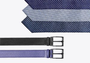 New Year's Eve: Ties & Belts
