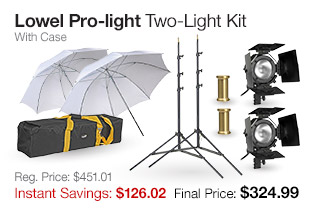 Lowel Pro-light