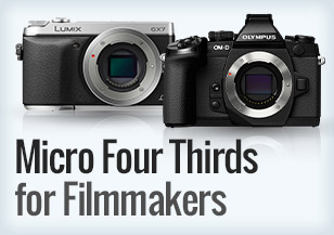 Micro-Four Thirds Filmmakers