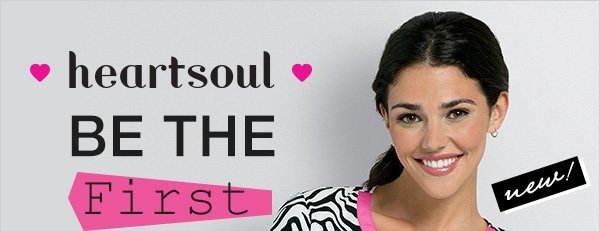 Be the first with HeartSoul!