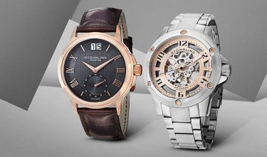 Luxury Watch Collection By Stuhrling   Shop Now