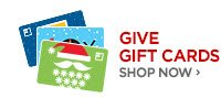 GIVE GIFT CARDS - SHOP NOW ›