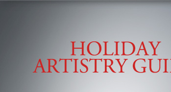 HOLIDAY ARTISTRY GUIDE