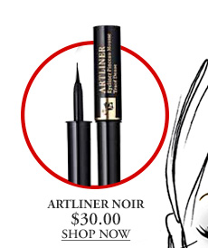 ARTLINER NOIR $30.00 | SHOP NOW