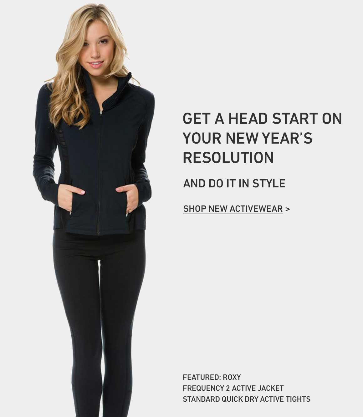 Shop New Activewear