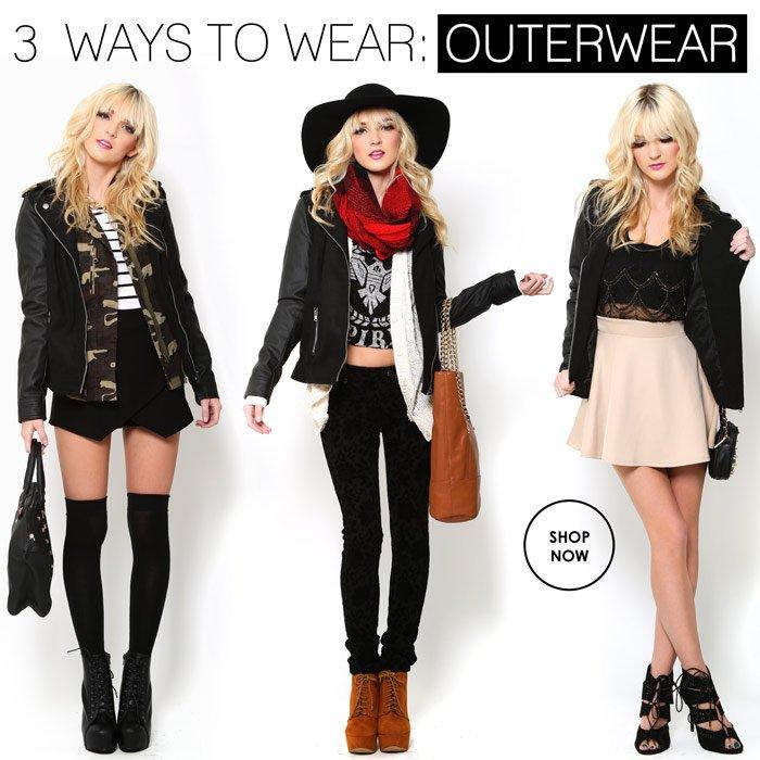 Main-Outerwear