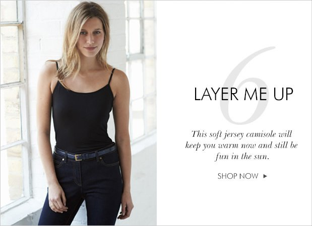 Download Images: Jersey Camisole
