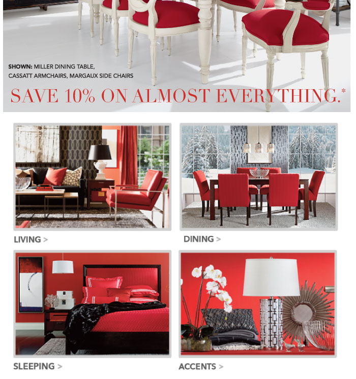 save 10-15% on everything
