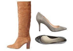 The Classics: Pumps, Flats & Boots