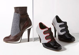 Cold Weather Chic: Designer Boots