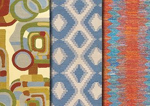 Contemporary Finds: Artisan Rugs