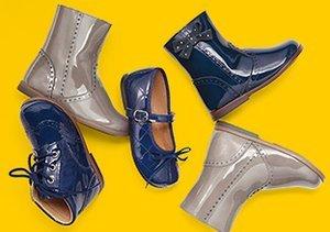 On Trend: Designer Kids' Shoes