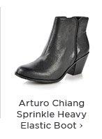 Arturo Chiang Sprinkle Heavy Elastic Boot