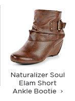 Naturalizer Soul Elam Short Ankle Bootie