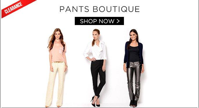 Pants Boutique. Shop Now