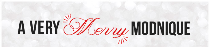 A Very Merry Modnique