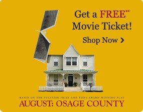 Get a FREE** Ticket to This Year's Must-See Movie! Shop Now