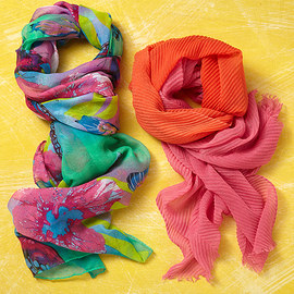 Fresh Twist: Women's Scarves