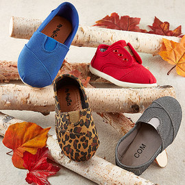 Slip Into Style: Canvas Shoes