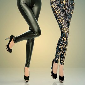 Gorgeous Gams: Women's Leggings