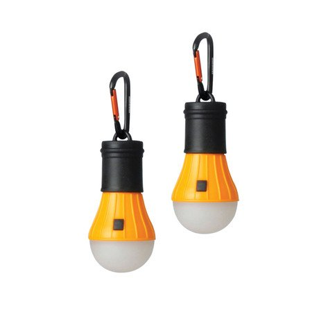 LED Tent Lamp // Set of Two