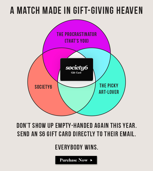 A Match Made in Gift-Giving Heaven: S6 Gift Cards