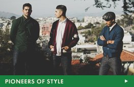 Pioneers of Style