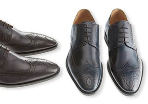New Year's Eve: Dress Shoes & Socks