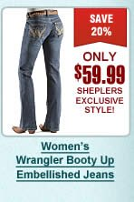Womens Booty Up Jeans