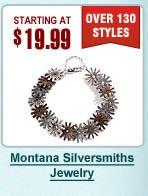 Montanta Silversmiths Jewelry