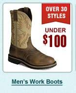 Mens Work Boots Under 100
