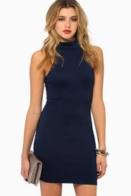 Scene Stealing Bodycon Dress