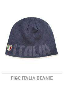 FIGC Italia Beanie