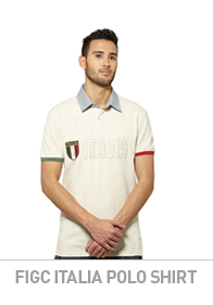 FIGC Italia Polo Shirt