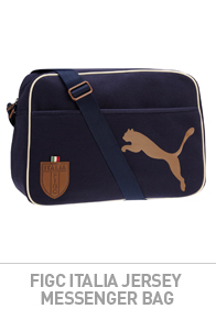 FIGC Italia Jersey Messenger Bag