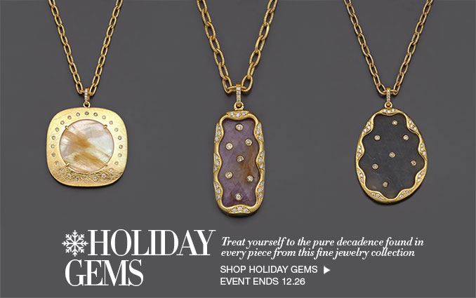 Shop Holiday Gems for Women