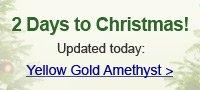 Yellow Gold Amethyst