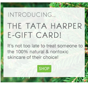 Shop Tata Harper E-Gift Cards
