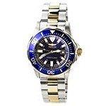 Invicta 15031 Men's Pro Diver Blue Dial Blue Bezel Two Tone Steel Bracelet Dive Watch